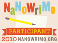 NaNoWriMo, Nervously Excited!