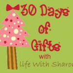 30 Days of Gifts!