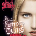 book cover the vampire diaries