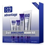 $5 Off Coupon for the Clean & Clear Advantage 2 in 1 Acne & Mark Eraser Kit