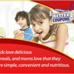 Sign Up And Get $5.00 Worth of Kellogg's Coupons