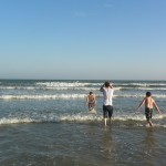 My Boys At The Beach- Wordless Wednesday