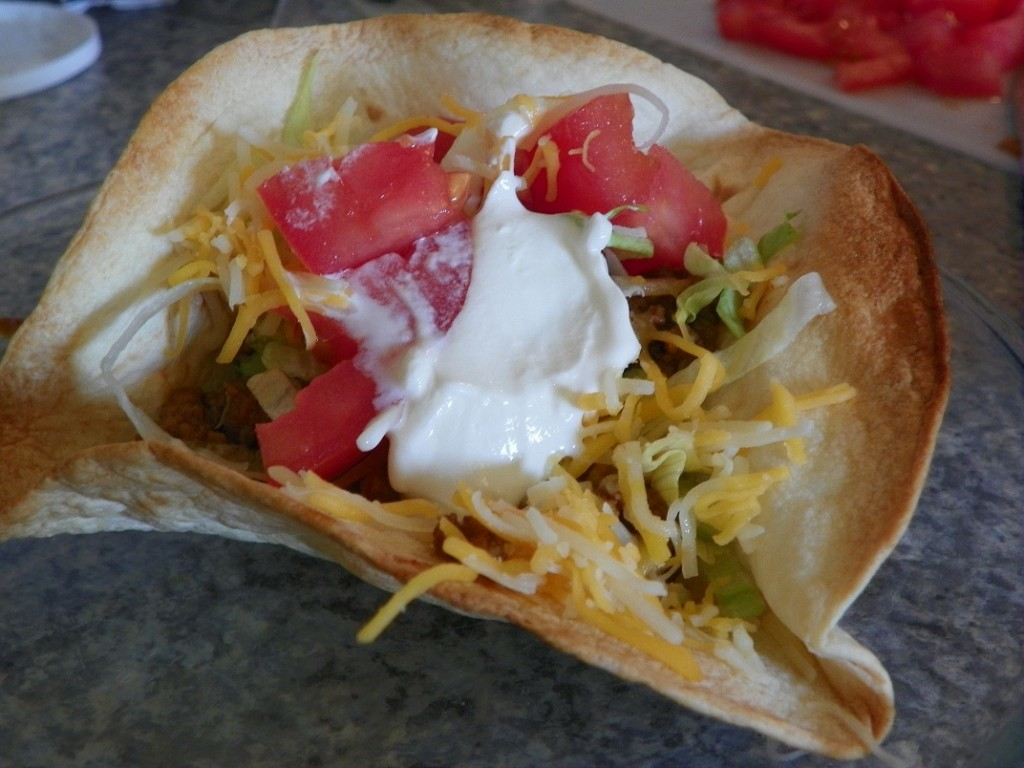 Taco Salad Recipe | Mexican Food Recipes