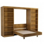 abbott-library-murphy-bed-in-oak-walnut-open_1