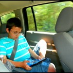 wesley drive with nintendo ds