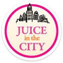 juice in the city logo