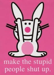 Funny Happy Bunny Quotes and Pictures