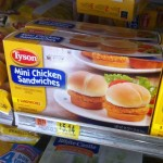 tyson mini chicken sandwiches featured