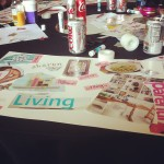 We made vision boards!