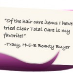 H-E-B Beauty Pick of the Month May – Clear Scalp & Hair Beauty Therapy Review and Giveaway #hebbeauty #giveaway