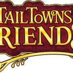 Tail Towns Review and figurine #giveaway #TailTowns